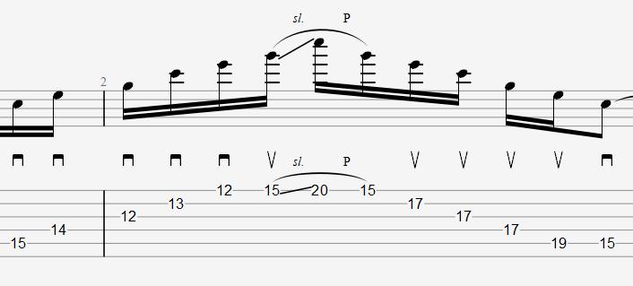 Major 3 Octaves Sweep Picking / メジャー 3オクターブスウィープ【TAB】John Petrucci Sweep Picking Arpeggio 3 Octaves Guitar Exercise ジョン・ペトルーシ 3オクターブ スウィープ ギター【Practice TAB】