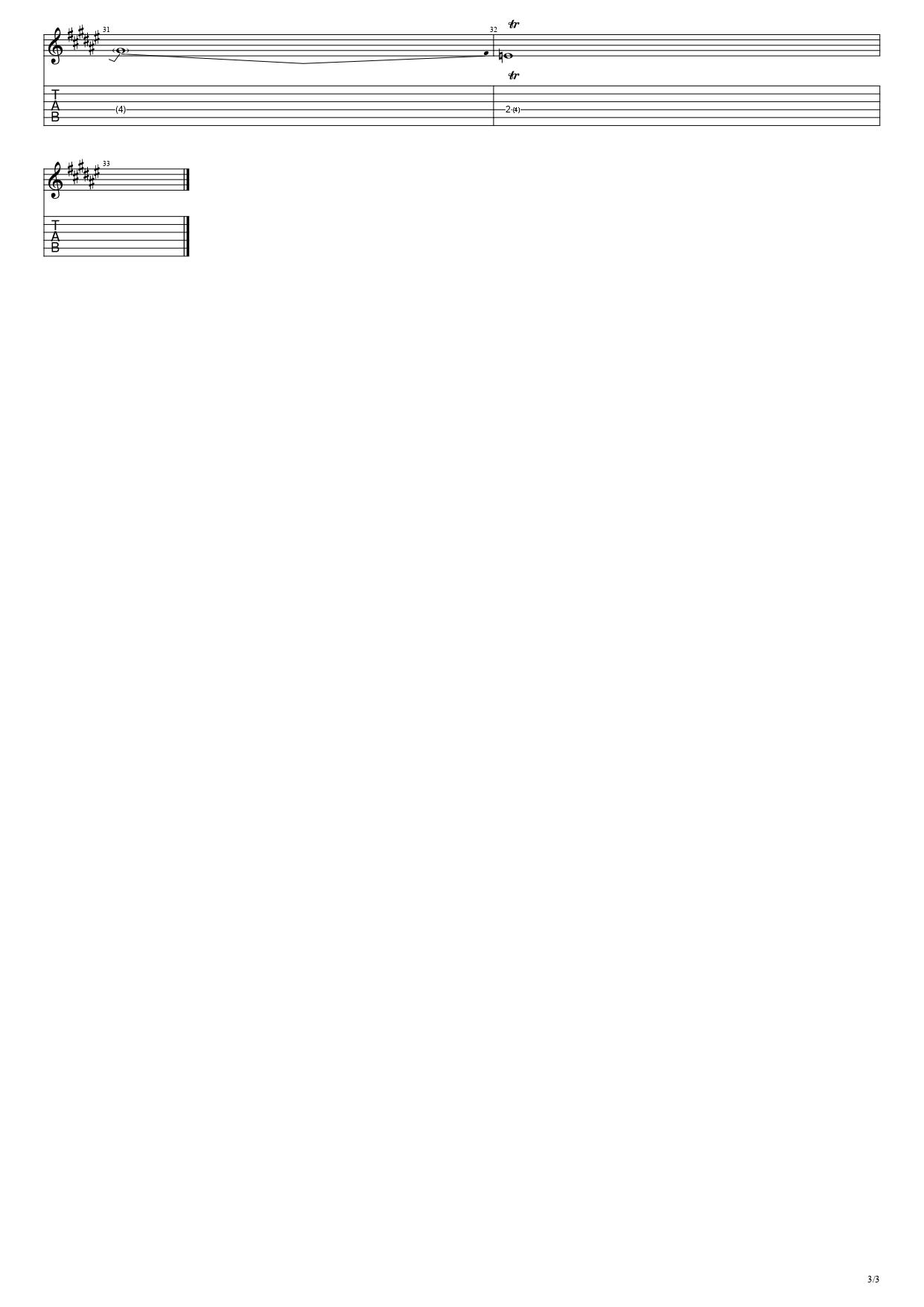 【TAB】Metropolis Part1 / Dream Theater Guitar Solo メトロポリス ドリームシアター ギターソロ 練習 John Petrucci Lesson【Picking】